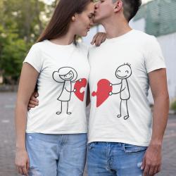 Remeras para el día de los enamorados