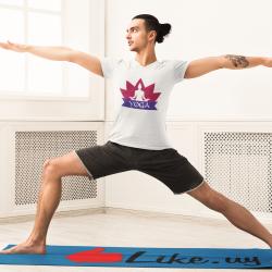 Remera para yoga